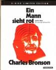 Ein Mann sieht rot - Mediabook Death Wish 1 Bronson oop rar