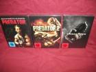Predator 1,2,3   im Mediabook OVP. Einmalige Chance