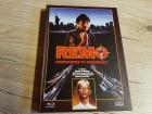 Remo - unbewaffnet und Gefährlich        BD/DVD Mediabook