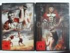 Caligula Sammlung Teil 1 + 2 - Tyrann + Die Huren - Erotik