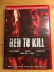 Red to kill Uncut DVD Deutscher Ton WS Lim. Auflage 292/333