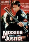 Mission of Justice - Martial Law III - Brigitte Nielsen