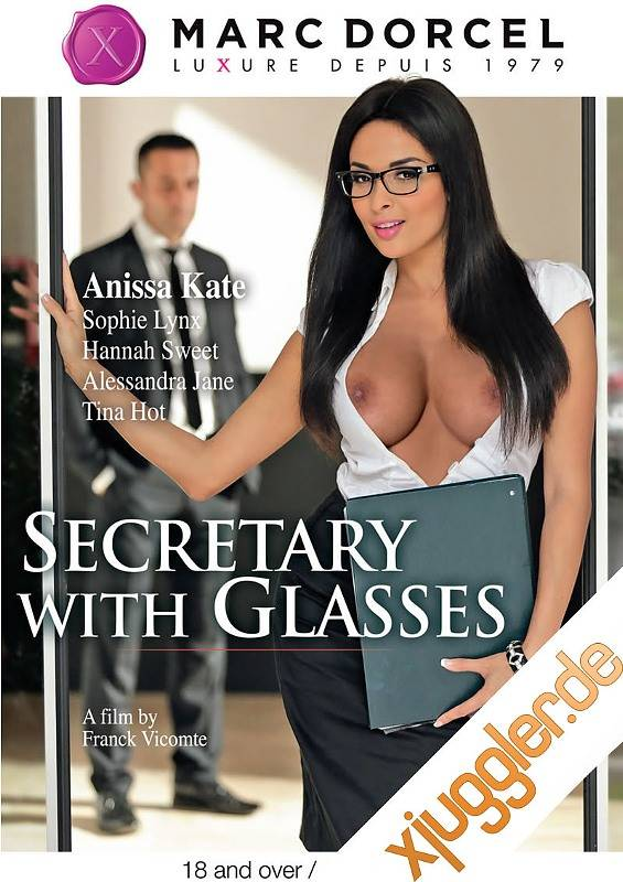 Marc Dorcel - Secretary with glasses (ohne Cover)