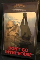 Don't go in the house - Dvd - Hartbox *Wie neu*