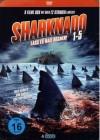 Sharknado 1-5 + 4 Filme (Metallbox) NEU ab 1€