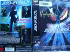 Bio - Force ... Leo Rossi, Ted Prior  ... VHS ...  FSK 18