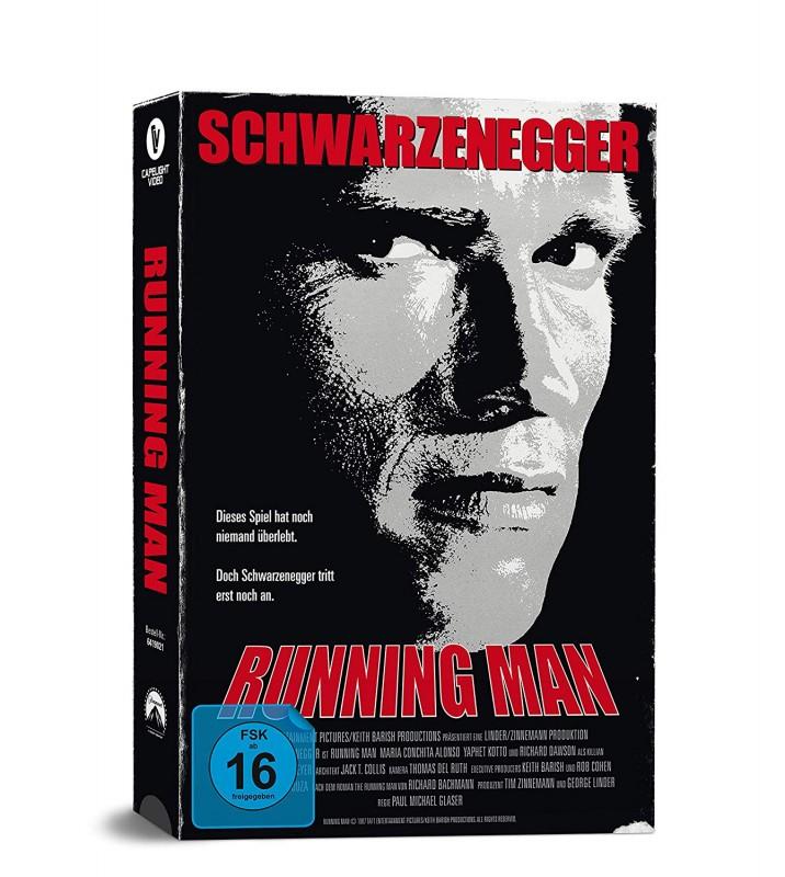 Running Man - 2Disk VHS Edition OVP