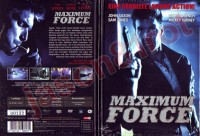 Maximum Force / 2 Disc Lim. Mediabook NEU OVP uncut Cover B