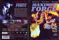 Maximum Force / 2 Disc Lim. Mediabook NEU OVP uncut Cover A