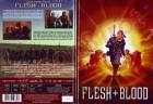 Flesh + Blood / Lim. Mediabook 150 -Cover B - R. Hauer uncut