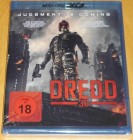 Dredd 3D Blu-ray Neu & OVP
