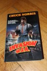 DVD - INVASION USA - CHUCK NORRIS - Inked