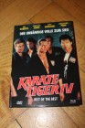 Mediabook - KARATE TIGER IV BEST OF THE BEST - ERIC ROBERTS