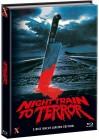 Night Train to Terror - Mediabook A (Blu Ray+DVD) NEU/OVP