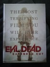Evil Dead - Extended Cut - BluRay Mediabook - Neu und OVP
