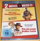 Für eine handvoll Dollar & Für ein paar Dollar mehr Blu-ray