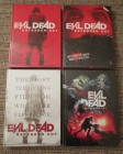 Evil Dead (Extended Cut) Mediabook Cover A,B,C & D - Neu/OVP