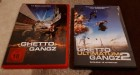 GHETTO GANGZ  & GHETTO GANGZ 2 - DVD