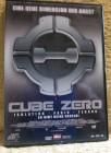 CUBE ZERO Dvd Uncut EMS 2 Dvdbox selten!