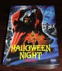 HALLOWEEN NIGHT Satan Lebt  BR limited Mediabook ovp CMV 666