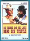 Die rechte und die linke Hand des Teufels DVD s. g. Zustand