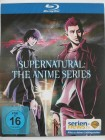Supernatural - The Anime Series - Action Animation Fantasy