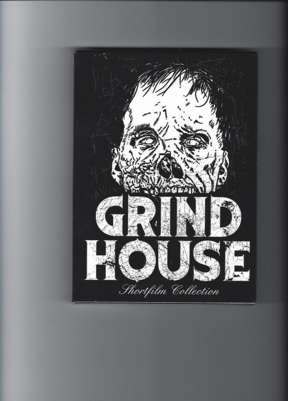 GRINDHOUSE Shortfilm Collection -BLACK LAVA-UNCUT Splatter
