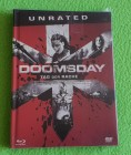 DOOMSDAY - Tag der Rache (2008) Capelight UNRATED MEDIABOOK
