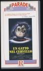 VHS Italien UN GATTO NEL CERVELLO - Nightmare Concert