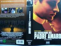 Die Versuchung des Padre Amaro ... Gael Garcia Bernal    VHS