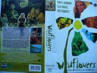 Wildflowers - Geheimnisvoller Sommer ... Daryl Hannah  ..VHS