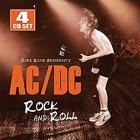 AC/DC- Rock and Roll-4 CD Set