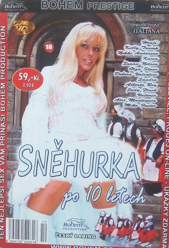 MMV - Snehurka (Schneewittchen 2); tschechisch