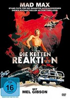 Die Ketten Reaktion - DVD Amaray OVP