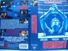 Cement ... Chris Penn, Sherilyn Fenn  ...  VHS ... FSK 18