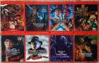 Nightmare on Elm Street 1 - 8  Blu-ray s Unrated