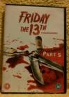 Freitag der 13 Teil 5 Ein neuer Anfang Dvd Uncut