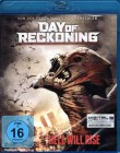 DAY OF RECKONING Blu-ray - SciFi Horror Action
