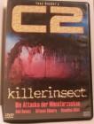 C2 Killerinsekt Tony Randall/Brian Yuza DVD Uncut