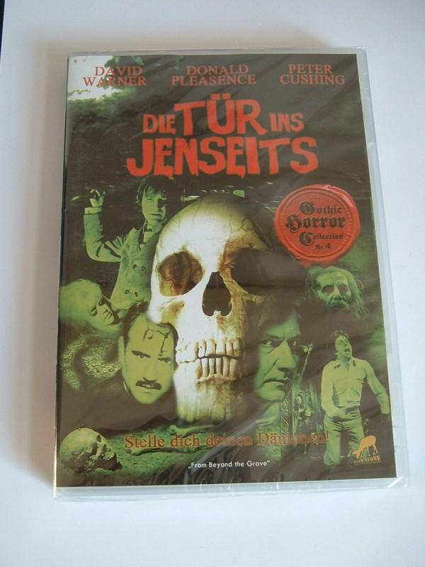 Die Tür ins Jenseits (Gothic Horror Collection, OVP)