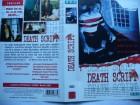 Death Script ... Tom Gilroy ... VHS  ... FSK 18