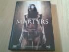 Martyrs Mediabook infinity cover b ovp!