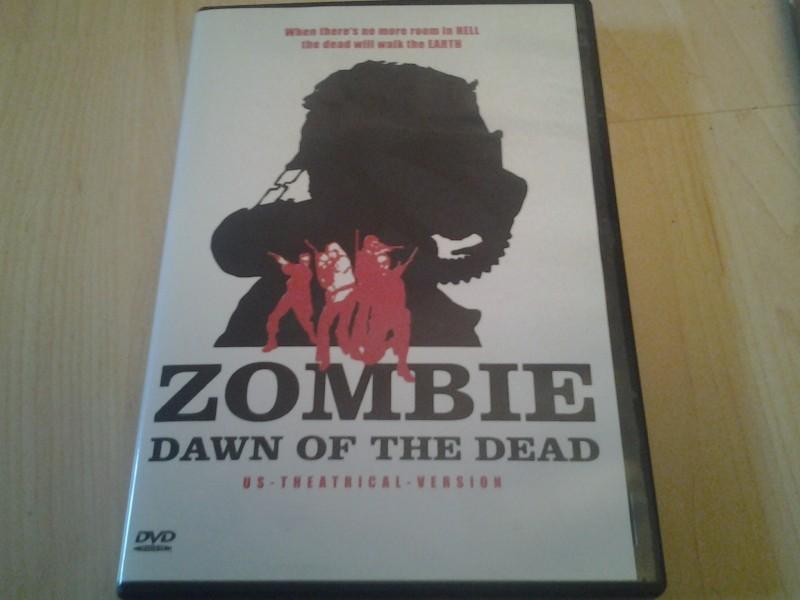 Dawn of the dead-romero cut dvd!