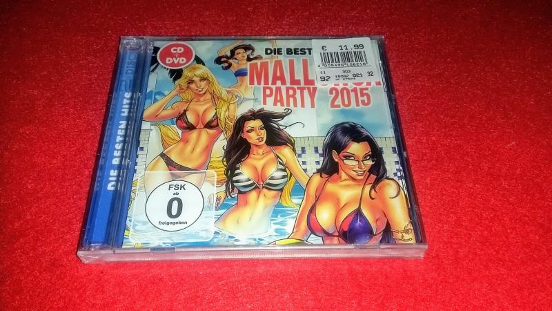 Mallorca Party 2015 - Die besten Hits - CD & DVD