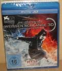 Die Legende der Weißen Schlange - 3D Blu-ray Jet Li