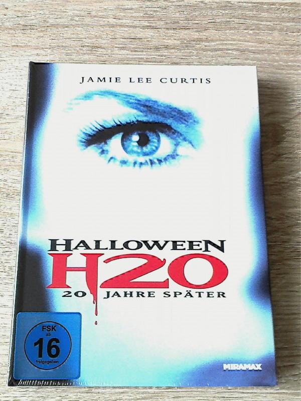 HALLOWEEN H20(KLASSIKER)LIM.MEDIABOOK B(500)UNCUT