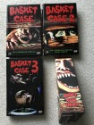 Basket Case 1-3 - 3x gr. Hartbox 84 plus Schuber DVD