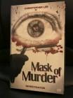 Mask of murder - Dvd - Hartbox *Neu*