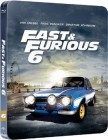 Fast & Furious 6 - Paul Walker - Blu Ray Steelbook - Selten!