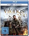 Vikings - Die Berserker Blu Ray 3D + 2D OVP